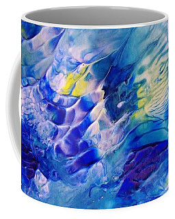 Inside A Wave Coffee Mug