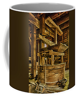 Inside Mingus Grist Mill Coffee Mug