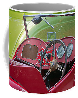 Red Mg-td Convertible  Coffee Mug by Terri Waters