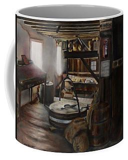 Inside The Flour Mill Coffee Mug