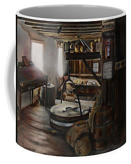 Inside The Flour Mill Coffee Mug