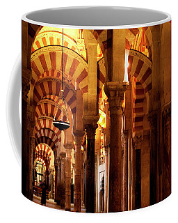 Inside The Mezquita Coffee Mug
