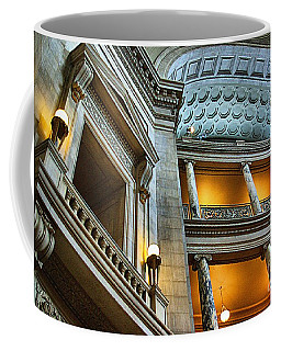 Inside The Natural History Museum  Coffee Mug
