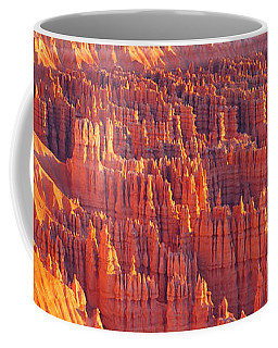 Inspiration Point, Bryce Canyon Coffee Mug