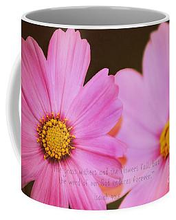 Inspirational Flower 2 Coffee Mug by Eric Liller