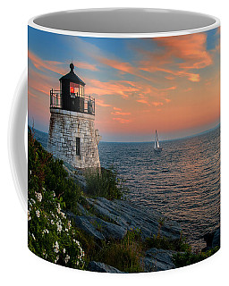 Inspirational Seascape - Newport Rhode Island Coffee Mug
