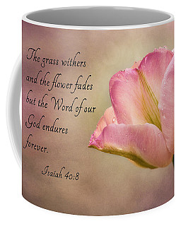 Inspirational Tulip Coffee Mug