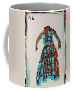 Inspired By Vuillard Coffee Mug by Mary Carol Williams