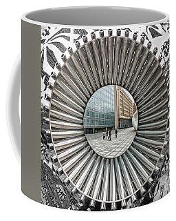 Institut Du Monde Arabe - Paris Coffee Mug by Luciano Mortula