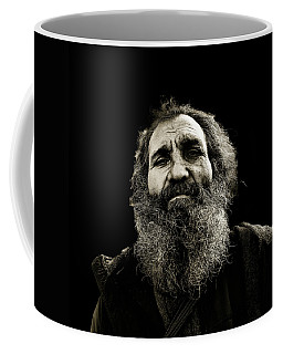 Intense Portrait Coffee Mug