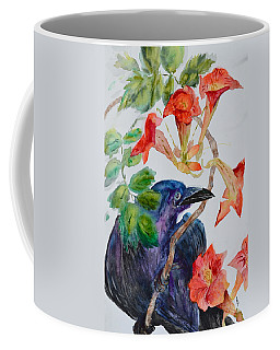 Intent Coffee Mug by Beverley Harper Tinsley