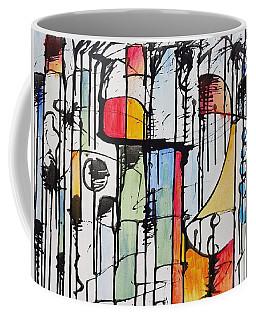 Internal Opposition Coffee Mug
