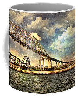 International Bridge Sault Ste Marie Coffee Mug