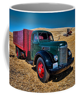 International Farm Truck Coffee Mug