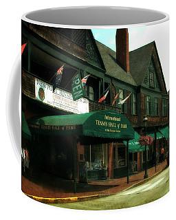 International Tennis Hall Of Fame Coffee Mug