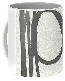 Grey Coffee Mugs