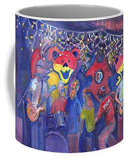Interstate Stash Express At Oskar Blues In Lyons Co Coffee Mug