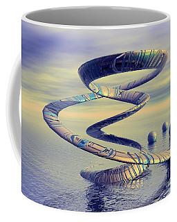 Into Life - Surrealism Coffee Mug