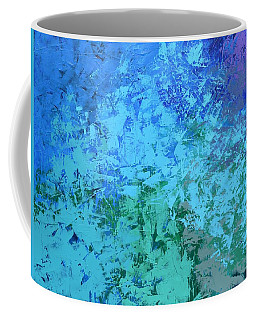 Into The Deep Blue Sea Coffee Mug