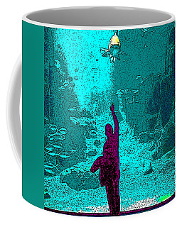 Into The Deep Coffee Mug