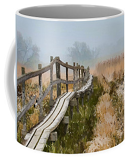 Into The Mist 00 Coffee Mug
