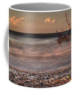 Coffee Mug featuring the photograph Into The Mystic by Serge Skiba