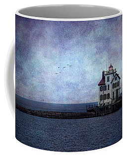 Into The Night Coffee Mug by Dale Kincaid