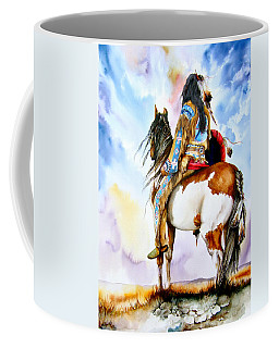 Into The Promised Land Coffee Mug