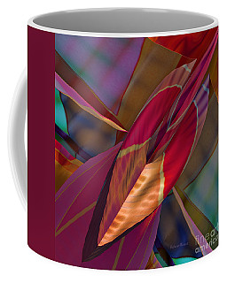 Into The Soul Coffee Mug by Deborah Benoit