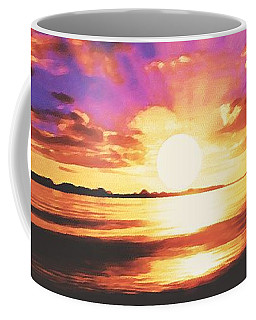 Into The Sunset Coffee Mug