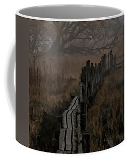Into The Unknown  By Leif Sohlman Coffee Mug