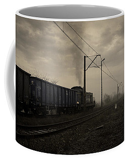 Into The Void Coffee Mug
