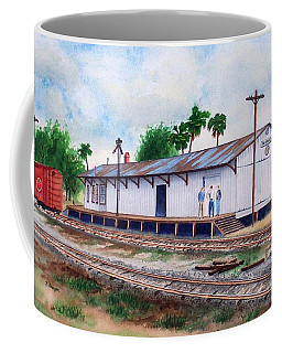 Inverness On The Atlantic Coast Line Coffee Mug