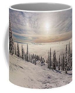 Inversion Sunset Coffee Mug