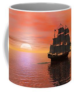 Invisible Breeze Coffee Mug