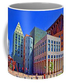 Invitation To Learn Coffee Mug by Gary Holmes