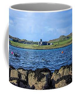 Iona Abbey Isle Of Iona Coffee Mug