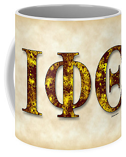 Iota Phi Theta - Parchment Coffee Mug