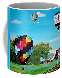 Iowa Balloons Coffee Mug