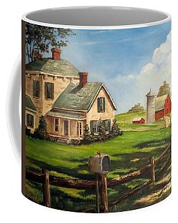 Cherokee Iowa Farm House Coffee Mug