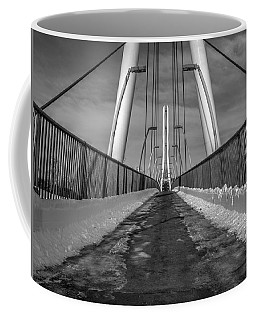 Ipfw Bridge Coffee Mug