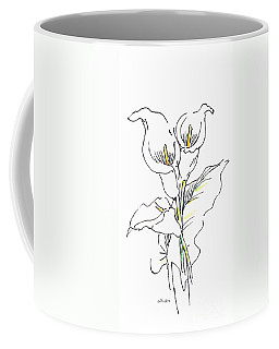 iPhone-Case-Lily-Painting2 Coffee Mug