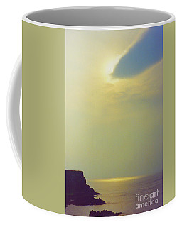 Ireland Giant's Causeway Ethereal Light Coffee Mug