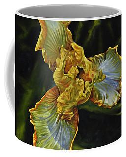 Iris Coffee Mug by Craig T Burgwardt
