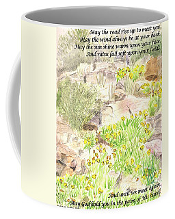 Irish Blessing Coffee Mug