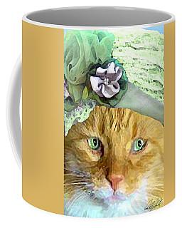 Irish Cat Coffee Mug
