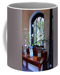 Coffee Mug featuring the photograph Irish Elegance by Charlie and Norma Brock