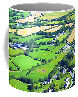Irish Skyscape Coffee Mug