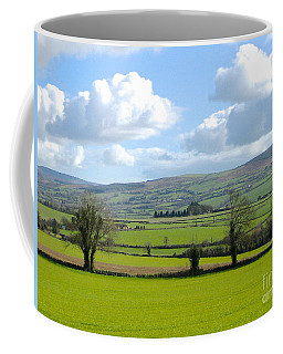 Coffee Mug featuring the photograph Irish Spring by Suzanne Oesterling