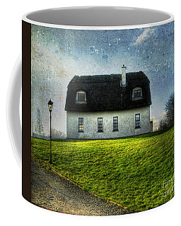 Irish Thatched Roofed Home Coffee Mug